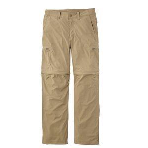 L.L. Bean Cresta Hiking Zip Off Pants 33x30